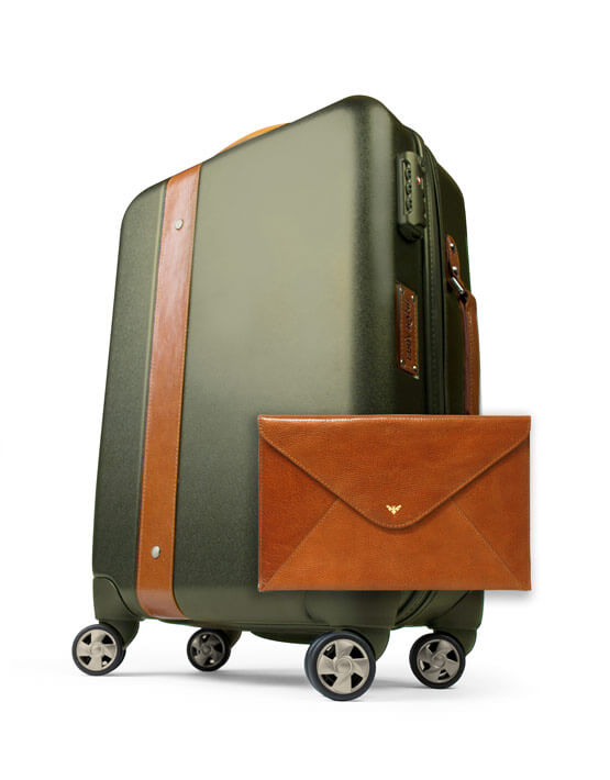 complete-green-rolling-luggage